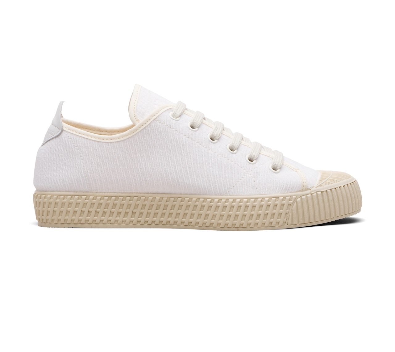 CANVAS SNEAKER WHITE