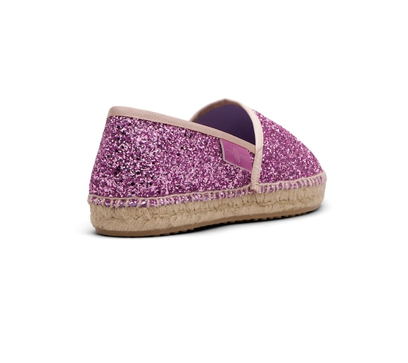 ESPADRILLAS SHOES GLITTER