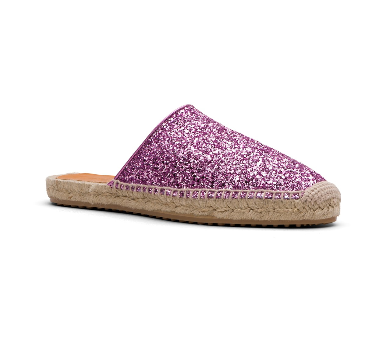 ESPADRILLAS SHOES GLITTER PINK