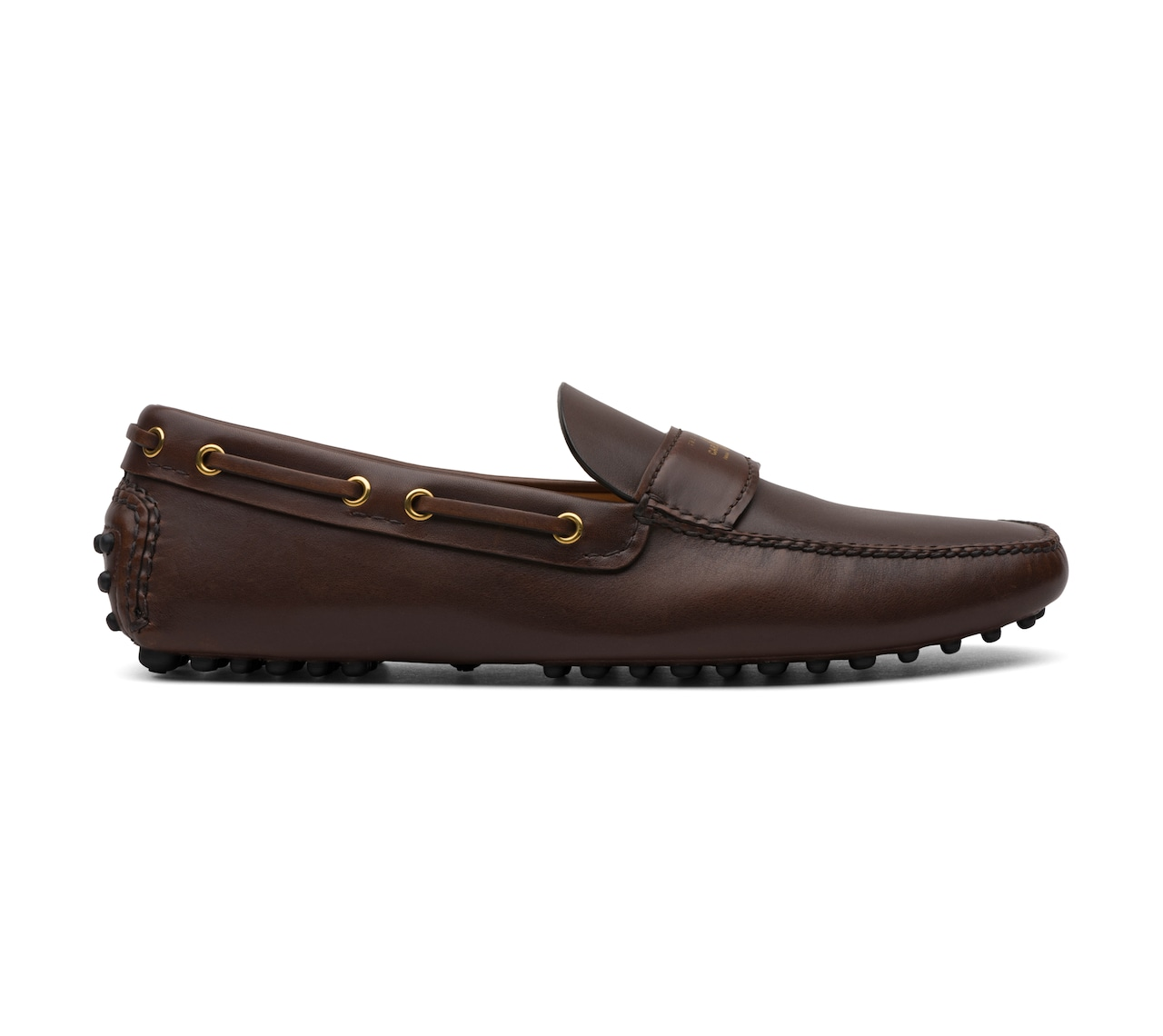 SOFT CALF DRIVING SHOES BROWN