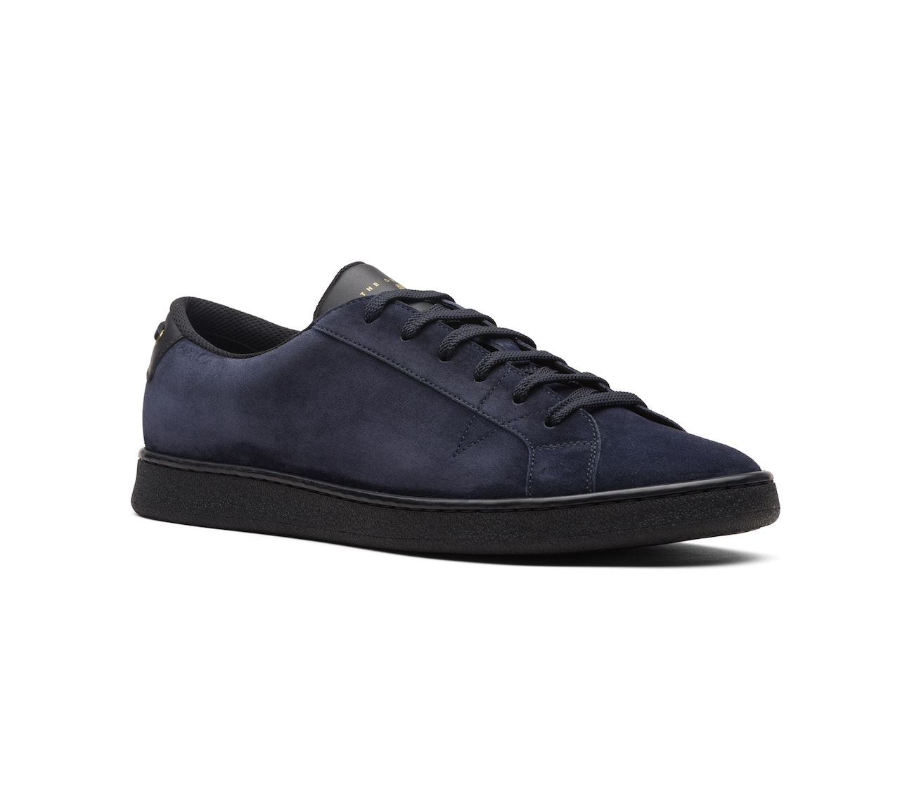 SUEDE SNEAKERS BLUE