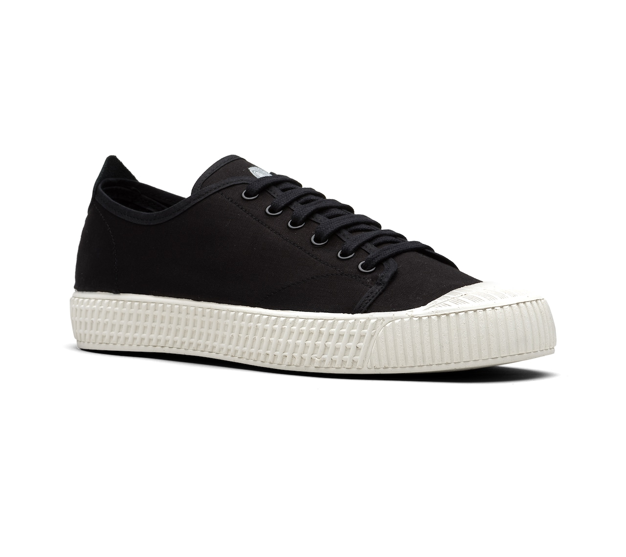 CANVAS SNEAKER BLACK