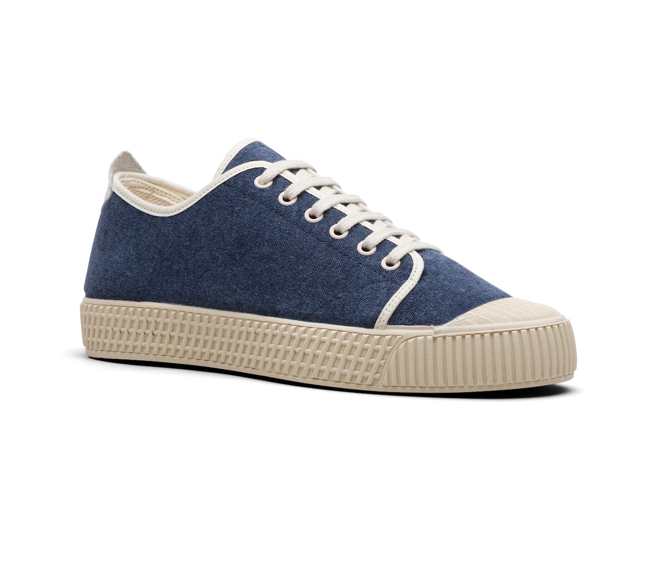 CANVAS SNEAKER BLUE