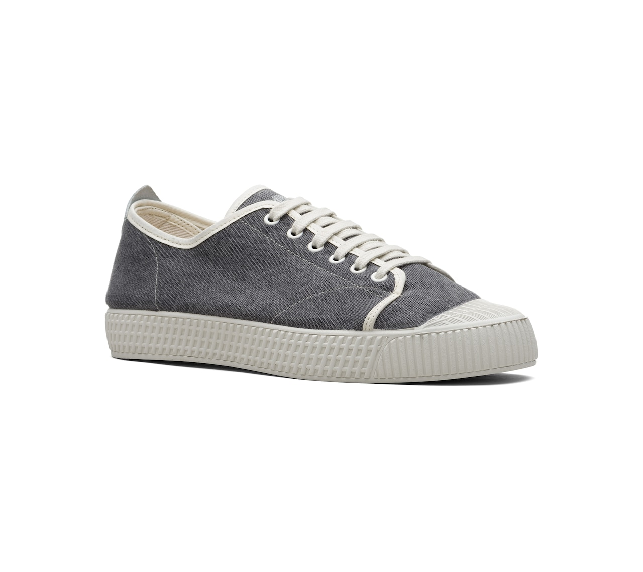 CANVAS SNEAKER GREY