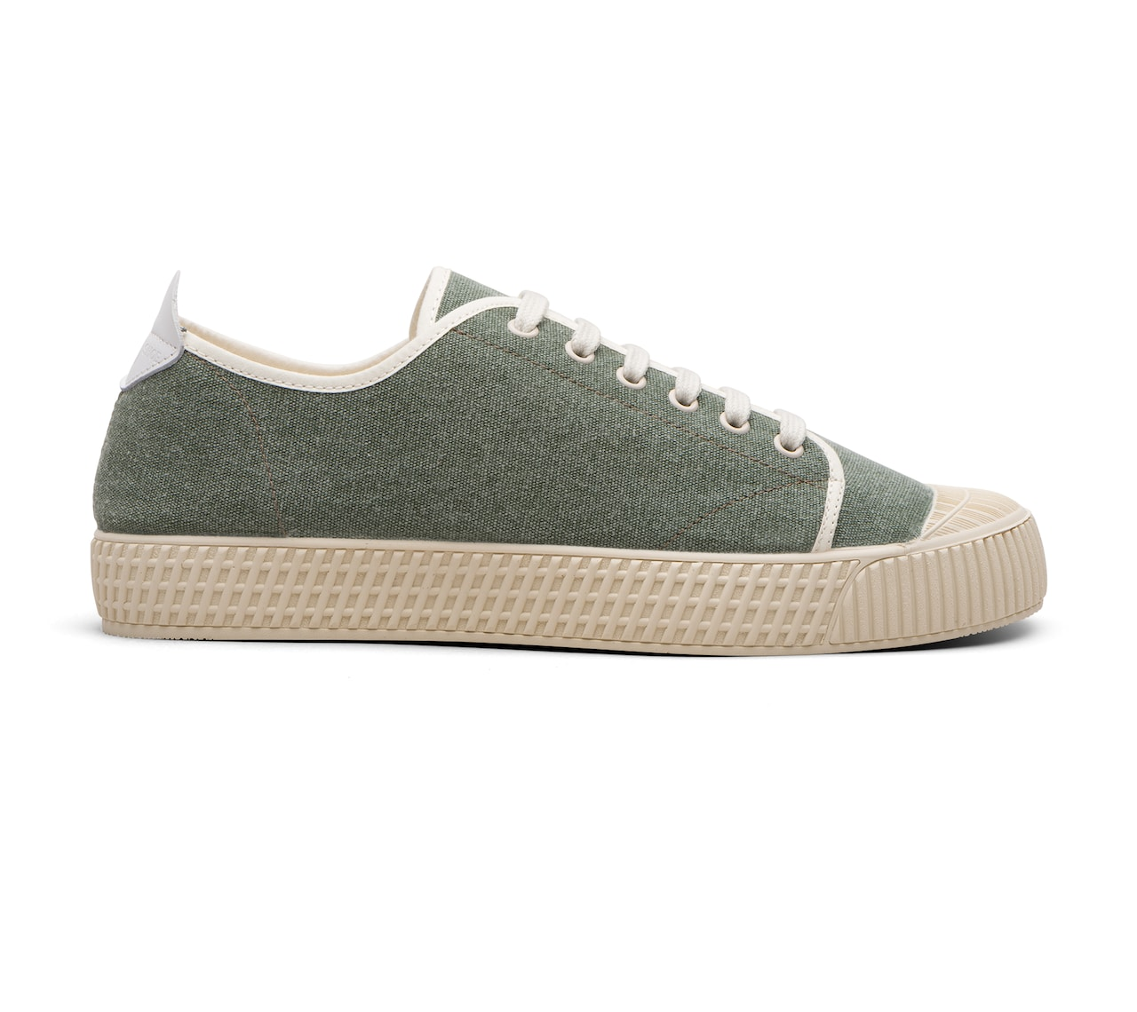 CANVAS SNEAKER GREEN