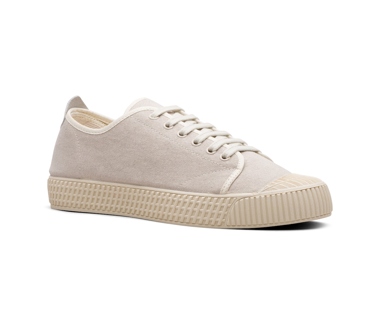 CANVAS SNEAKER NEUTRAL