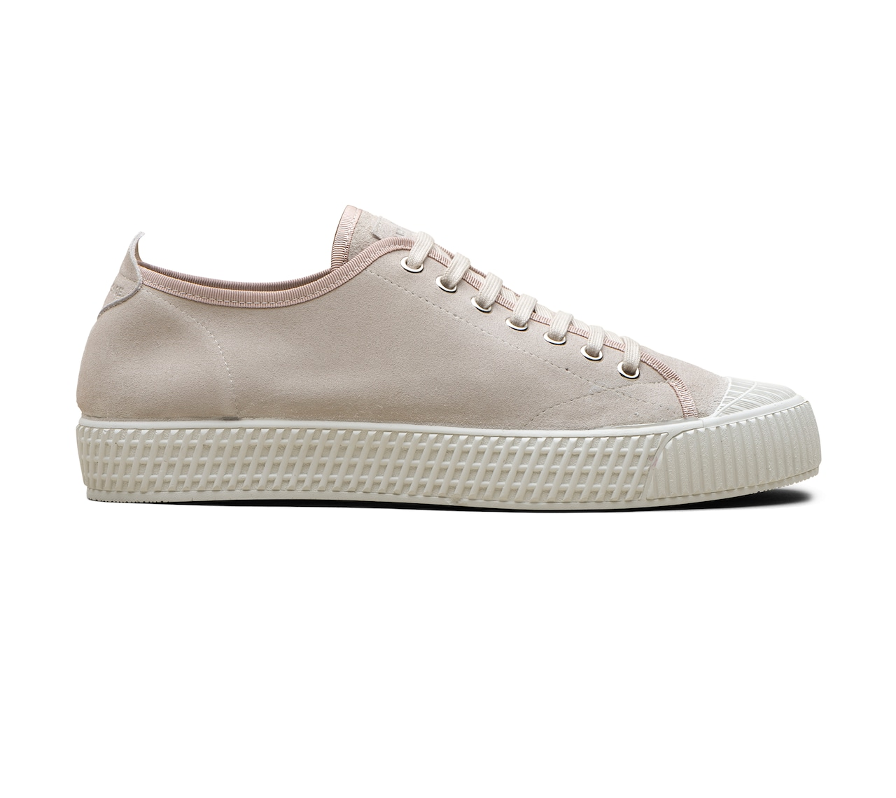 SUEDE SNEAKERS NEUTRAL