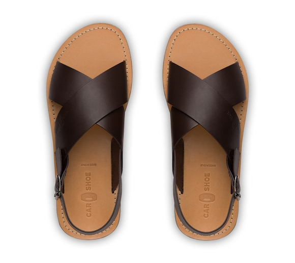 SANDALS IN LEATHER