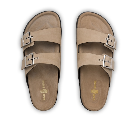 SANDALS IN SUEDE
